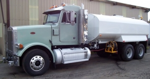Peterbilt & Kenworth Water Trucks